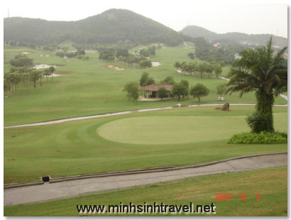 Golf in Viet Nam